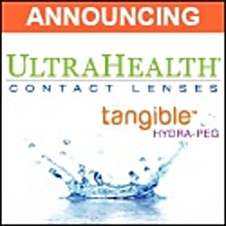 ANNOUNCING Tangible Hydra-PEG on UltraHealth!