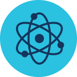 Atom/Science Icon
