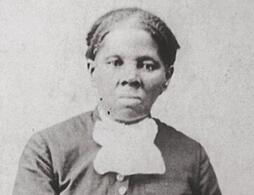 Harriet Tubman. Link takes you to America's Library page on Harriet Tubman.