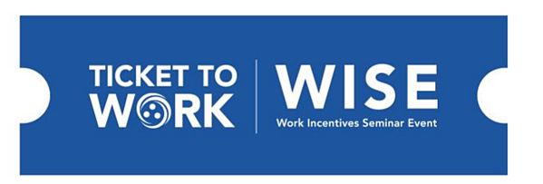 PDF on National Work Incentives Seminar Event (WISE) Webinar