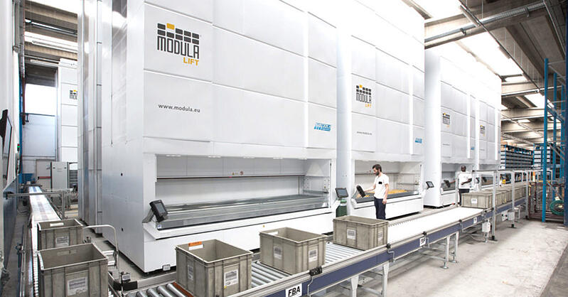Modula Racking Systems Are Attracting Attention