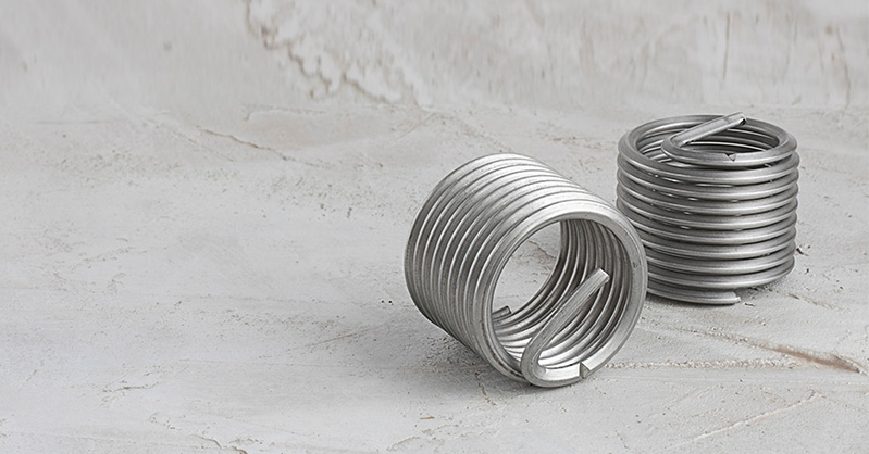HTF Featured Product: Wire Insert Types and Applications