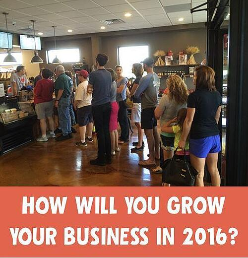 how to make a small business grow