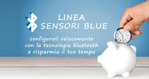 essegibi - linea sensori blue