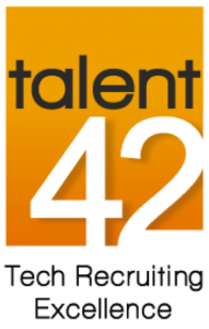 Talent42 Logo Vertical
