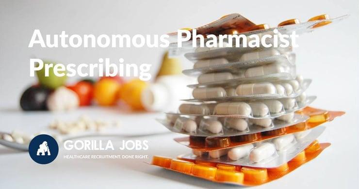 Autonomous Pharmacist Prescribing Featured Image