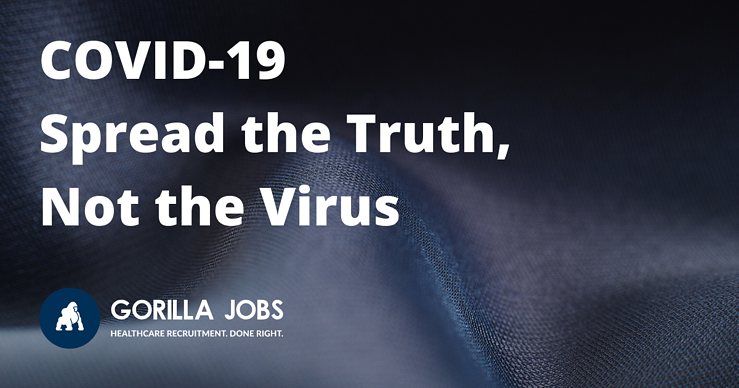 COVID-19 Explainer: Spread the Truth, Not the Virus