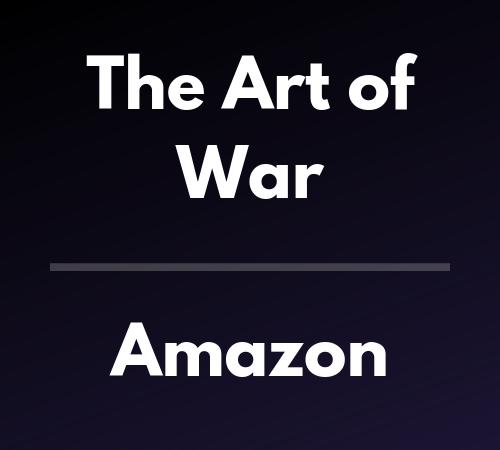 The Art of War (on Amazon)
