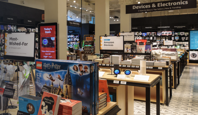 The Ins and [Check]outs of the Amazon 4-Star Store