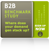 b2b demand gen benchmark study