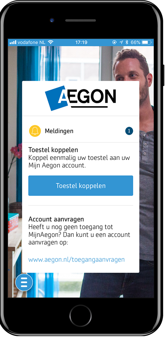 Mobile Aegon iPhone 6