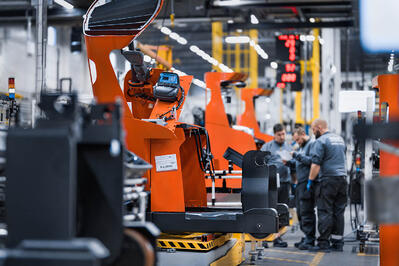 producción just in time toyota production system