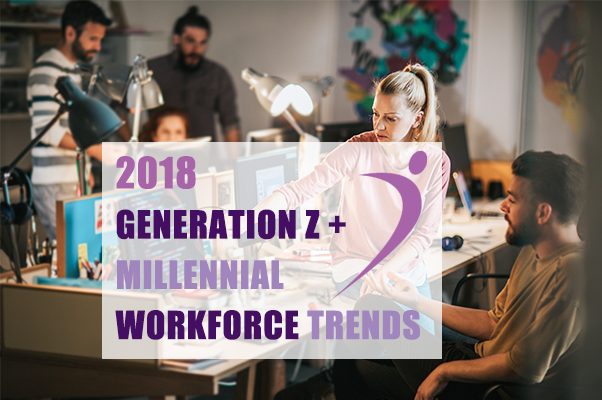 2018 Generation Z & Millennial Workforce Trends