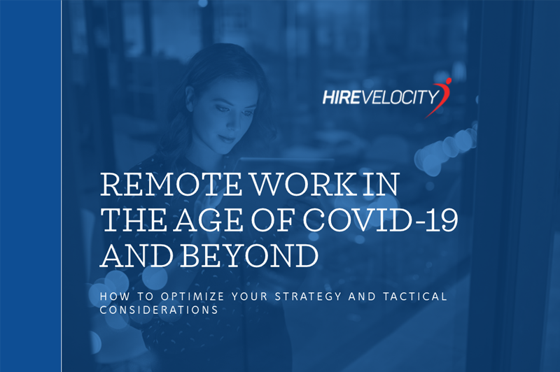 Remote Work in the Age of COVID-19 and Beyond