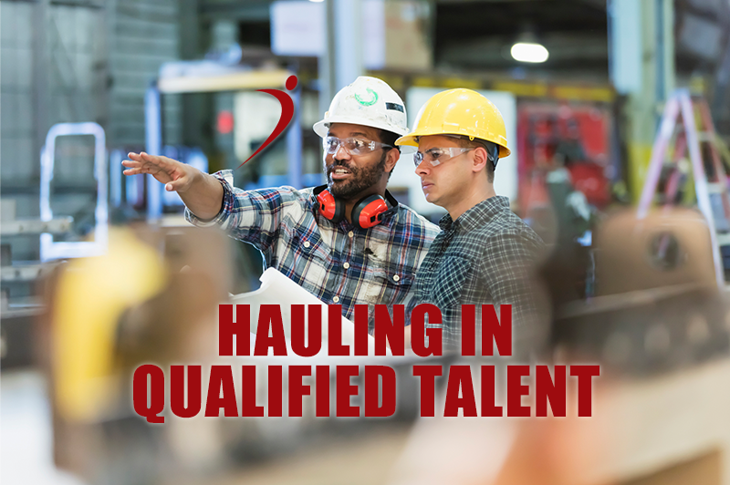 Hauling in Qualified Talent from ELEVATE 2019 Conference for Construction & Heavy Work