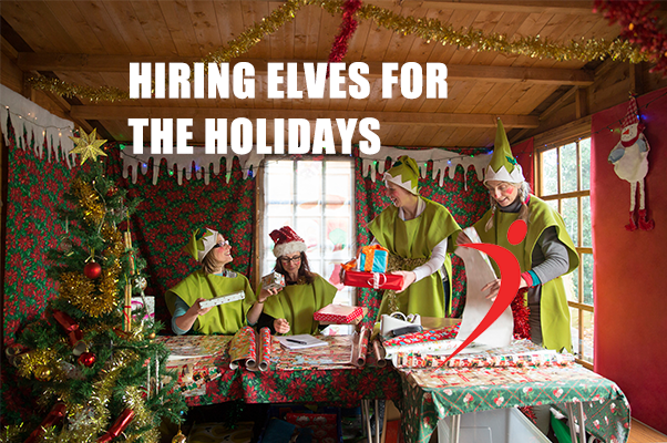 Hiring Elves for the Holidays