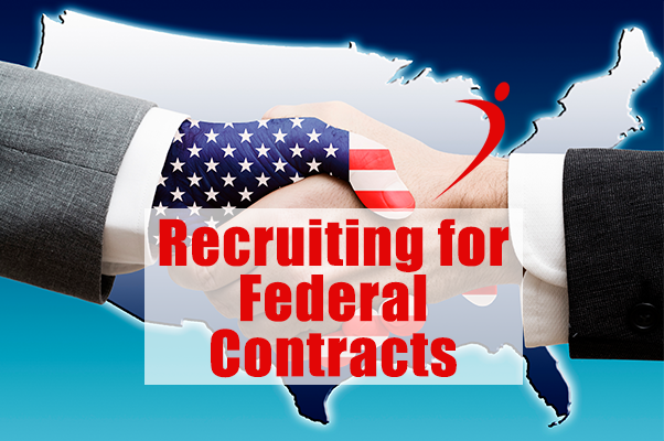 Recruiting for Federal Contracts
