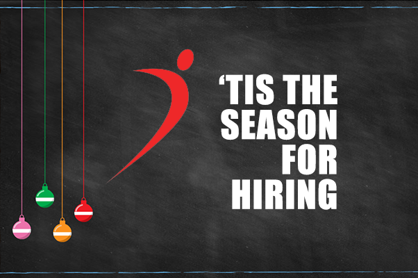 Video: 'Tis the Season for Hiring