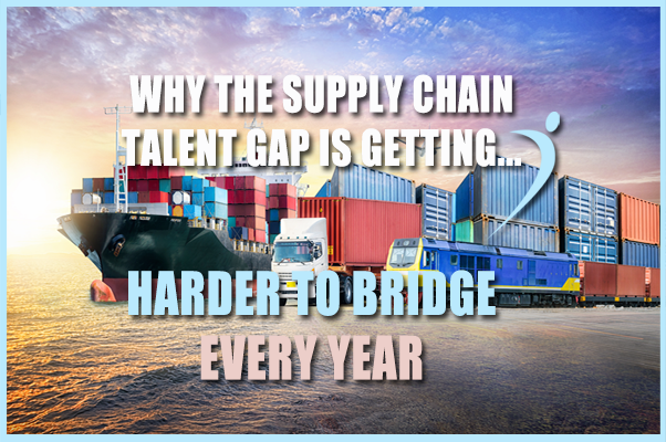 Why the Supply Chain Talent Gap Is Getting Harder to Bridge Every Year