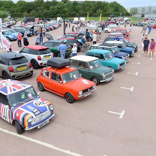 National Metro & Mini Show is a huge hit