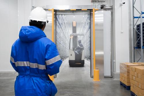 How to keep your cold storage forklift going strong