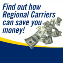 Save Money with Regional Shipper