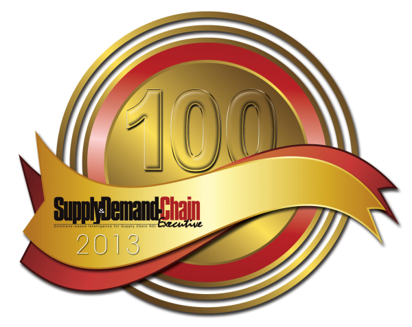 Supply & Demand Chain Executive Top 100 OnTrac