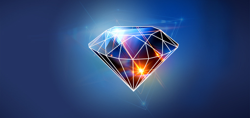 Why do diamond sparkle_blog