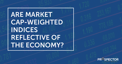 Are Market Cap-Weighted Indices Reflective of the Economy?