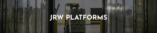 Coming Soon... JRW Platforms