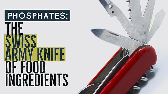 Phosphates: The Swiss Army Knife of Food Ingredients