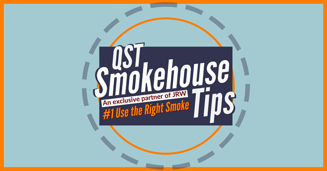 QST Smokehouse Series - Tip #1