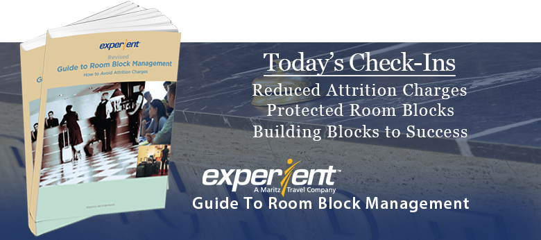 Experient Room Block Management Guide