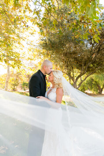 Beautiful Fall Wedding at Fallbrook Estate