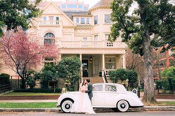 Real Wedding Feature: Sterling Hotel, CA