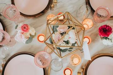 Centerpiece - Jill Houser Photography - Wedgewood Weddings