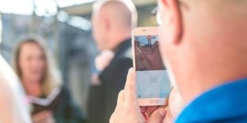 Expert Advice: How To Live Stream Your Wedding Ceremony