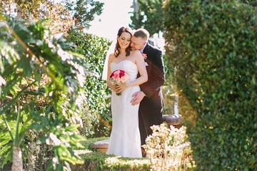 Bride and Groom at Indian Hills by Wedgewood Weddings