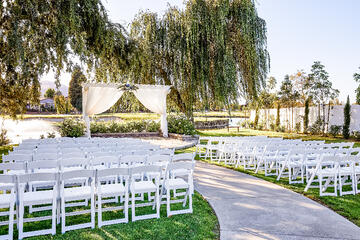 New Ceremony Site - San Ramon, California - Wedgewood Weddings