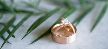 Wedding Rings - Wedgewood Weddings