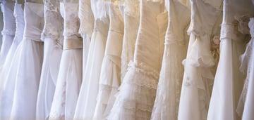 Wedding dresses with Wedgewood Weddings