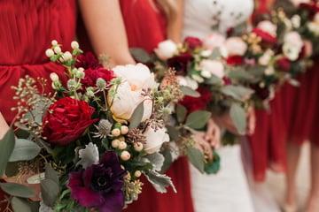 Winter Wonderland wedding at Wedgewood Weddings