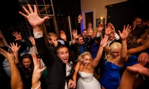 wedding music bands and DJs