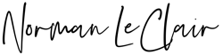 norman_leclair_signature