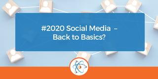 Back to Basics #2020