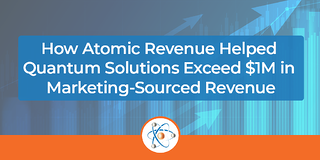 how atomic revenue helped exceed growth qsi
