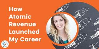How Atomic Revenue Launched My Career: From Unfocused to Thriving