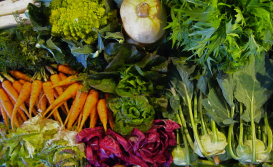 Winning Winter Vegetables