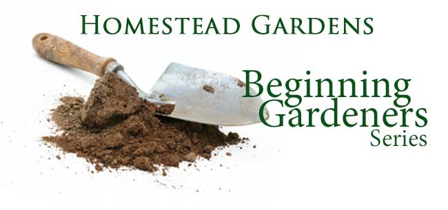 Beginning Gardeners Series - Starting a Compost Pile