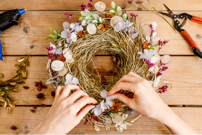 10 DIY Wreaths to Get You Ready for Autumn